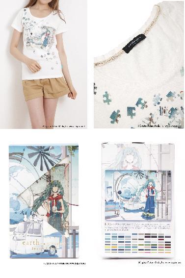 「ミク×usi」Tシャツ.JPG