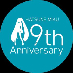 初音ミク 9th Anniversary